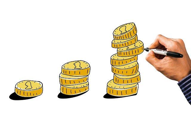 ilustrace zvyšování splátek