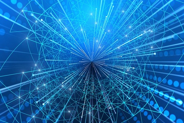 síť grafika